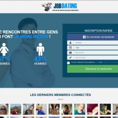 JobDating.date - Test & Avis